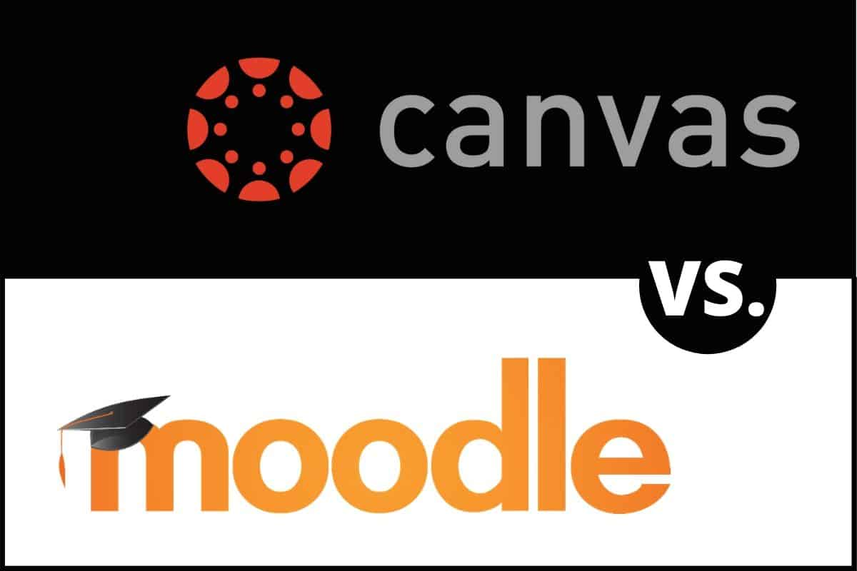 Canvas Vs Moodle: Which is better for online teachers?